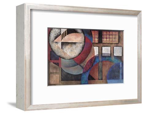 Point of Light-Marlene Healey-Framed Art Print