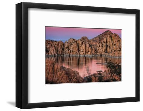 Pretty in Pink-Bob Larson-Framed Art Print