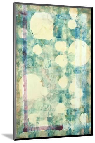 Planet Transit #2-Kara Smith-Mounted Art Print