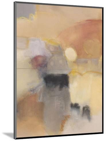 Reflection-Nancy Ortenstone-Mounted Art Print