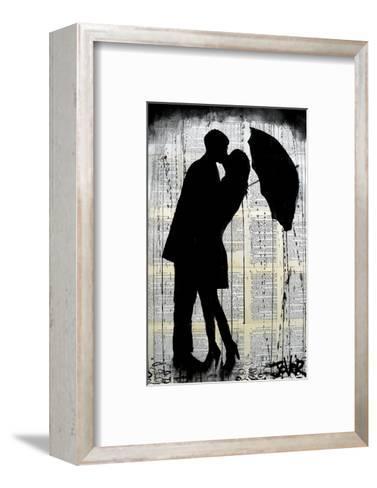 Rainy Day Romantics-Loui Jover-Framed Art Print