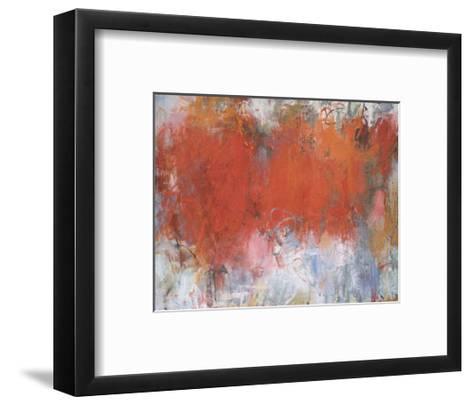 Red Infatuation-Jeannie Sellmer-Framed Art Print