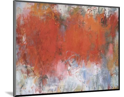 Red Infatuation-Jeannie Sellmer-Mounted Art Print