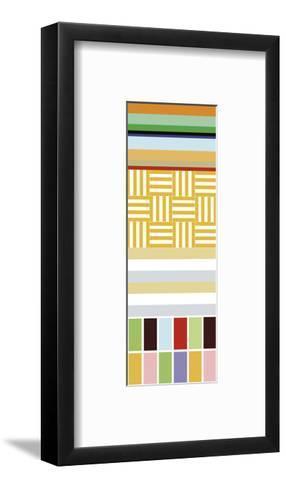 Random Graphic-Dan Bleier-Framed Art Print