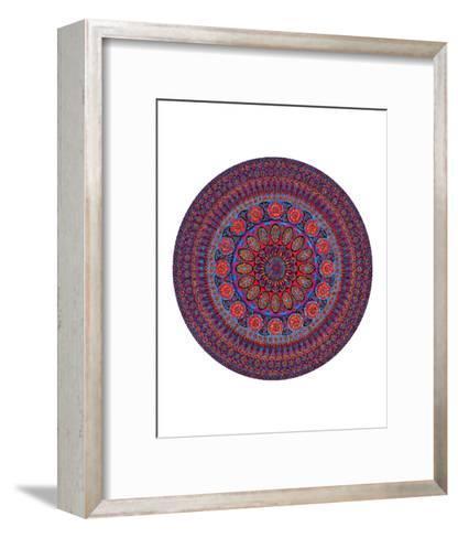Red Point Space-Lawrence Chvotzkin-Framed Art Print