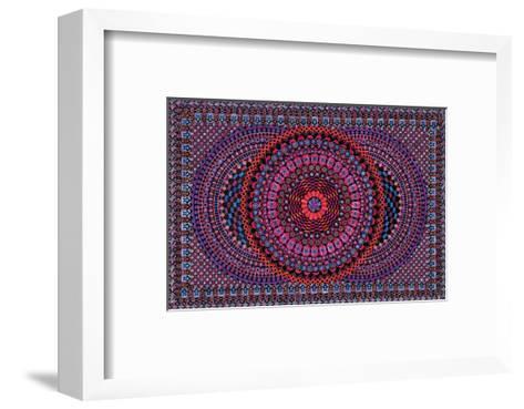 Red Seed-Lawrence Chvotzkin-Framed Art Print