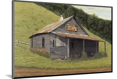 Ridgeway Grocery-Kathleen Green-Mounted Art Print
