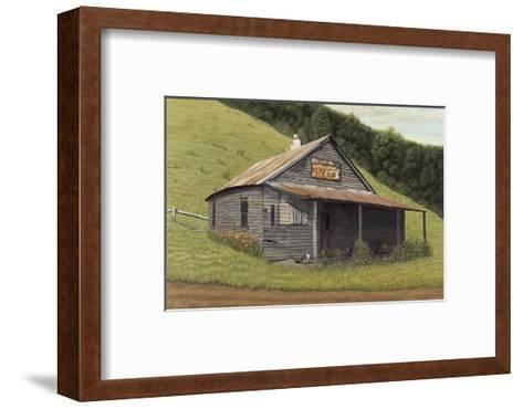 Ridgeway Grocery-Kathleen Green-Framed Art Print