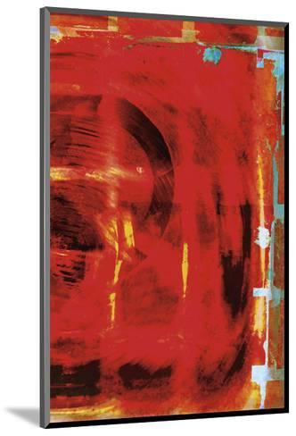 Red Tsunami-Carolina Pecora-Mounted Art Print