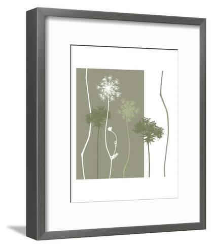 Queen Anne's Lace-Erin Clark-Framed Art Print