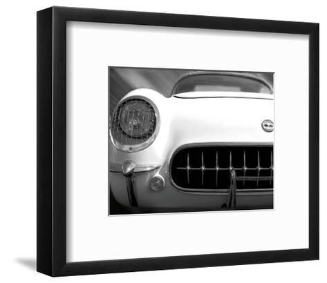 Royal Corvette-Richard James-Framed Art Print