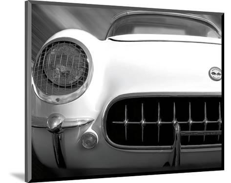 Royal Corvette-Richard James-Mounted Art Print