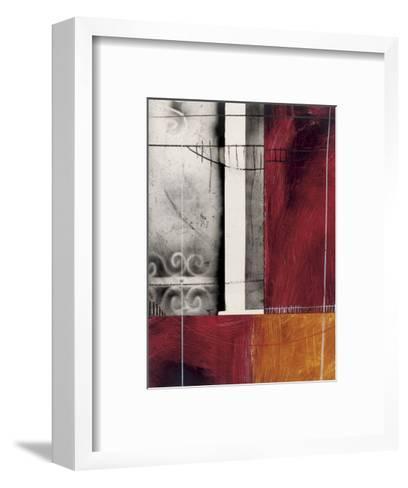 Rue Bourbon-Seth Romero-Framed Art Print