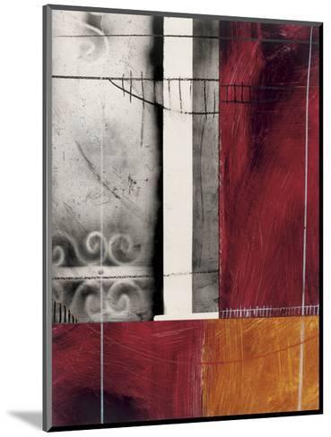 Rue Bourbon-Seth Romero-Mounted Art Print