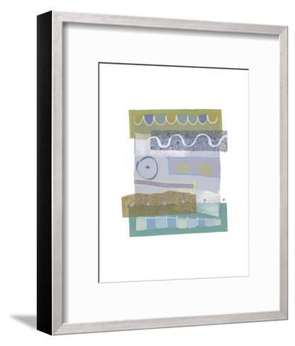 Sea & Sky II-P^G^ Gravele-Framed Art Print