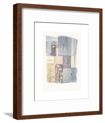Serenity-Dominique Gaudin-Framed Art Print