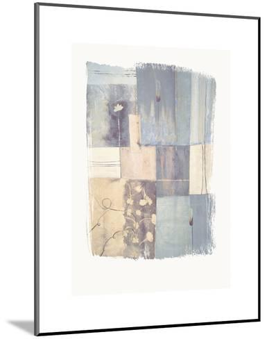 Serenity-Dominique Gaudin-Mounted Art Print