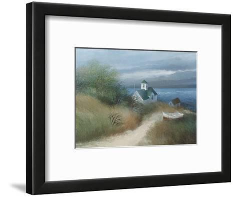 Seacliff-Albert Swayhoover-Framed Art Print