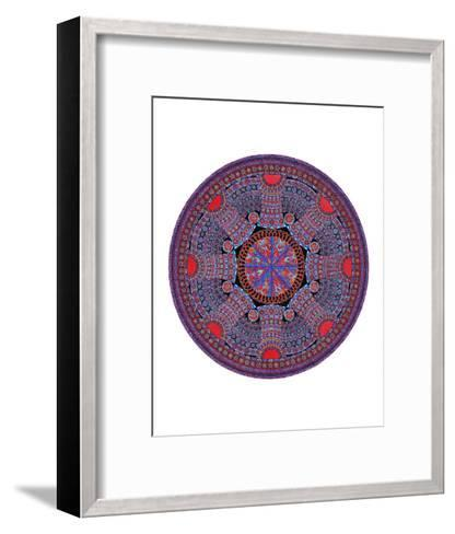 Seasonal Spin-Lawrence Chvotzkin-Framed Art Print