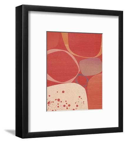 Sao Paulo Two-Rex Ray-Framed Art Print