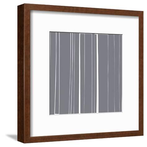 Slate-Denise Duplock-Framed Art Print