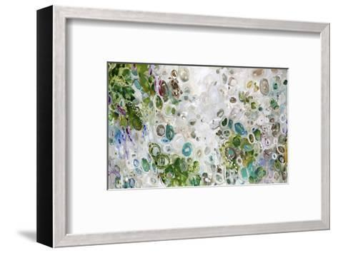 Sitting Pretty at the End of the World-Casey Matthews-Framed Art Print