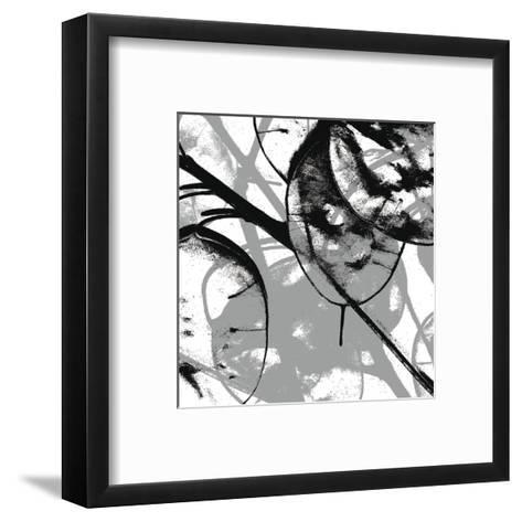 Silver Dollars VIII-Erin Clark-Framed Art Print