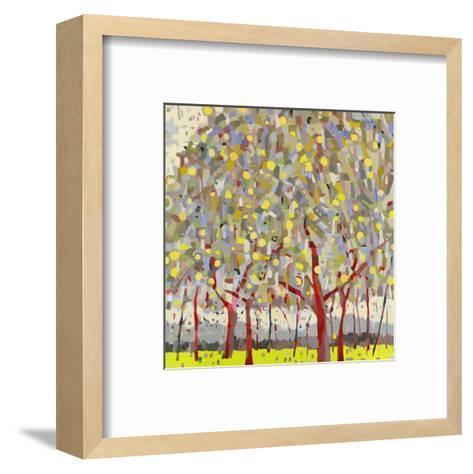 Silver Orchard-Jean Cauthen-Framed Art Print
