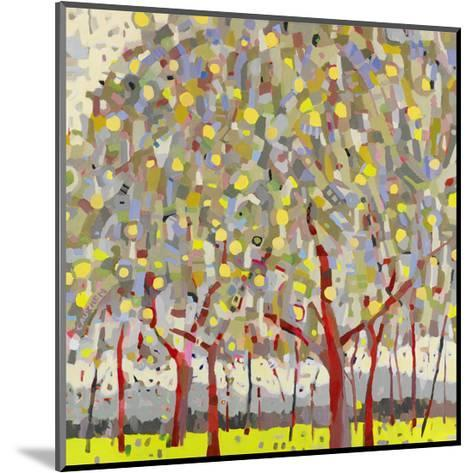 Silver Orchard-Jean Cauthen-Mounted Art Print