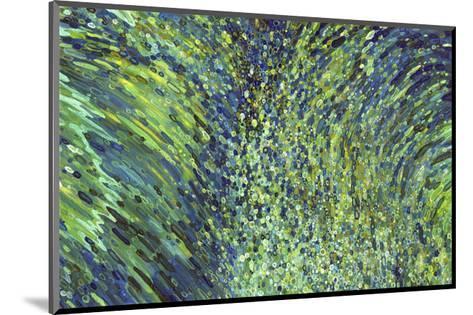 Shimmering Waterfall-Margaret Juul-Mounted Art Print