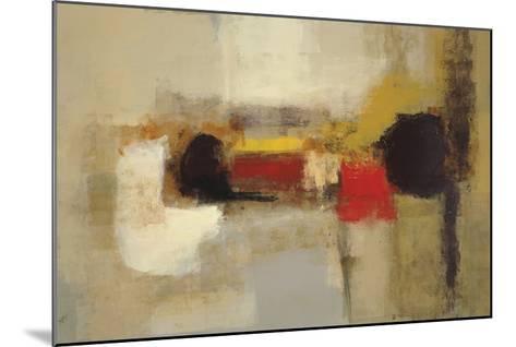Sonata-Eric Balint-Mounted Art Print