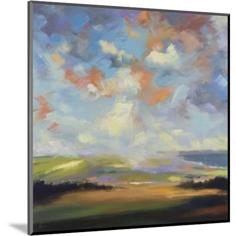 Sky and Land VI-Robert Seguin-Mounted Art Print