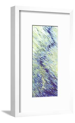 Spiraling Wave-Margaret Juul-Framed Art Print