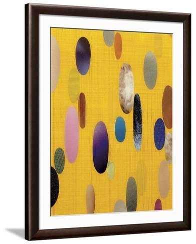 Sprinkle-Rex Ray-Framed Art Print