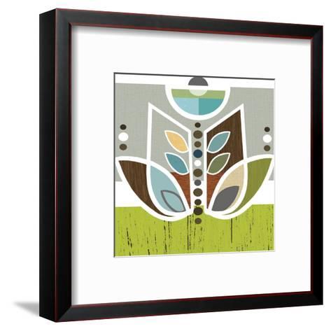 Sprout 1-Linda Ketelhut-Framed Art Print