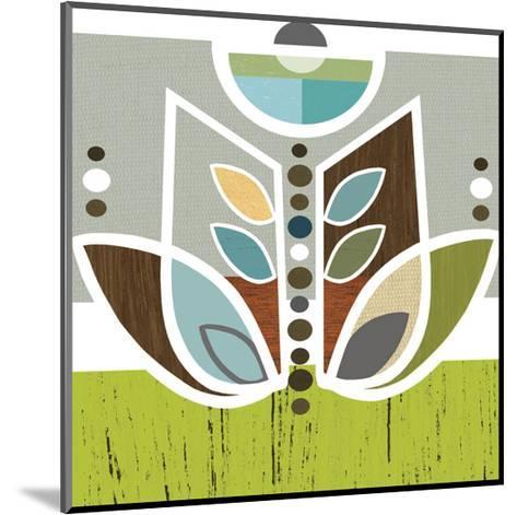 Sprout 1-Linda Ketelhut-Mounted Art Print