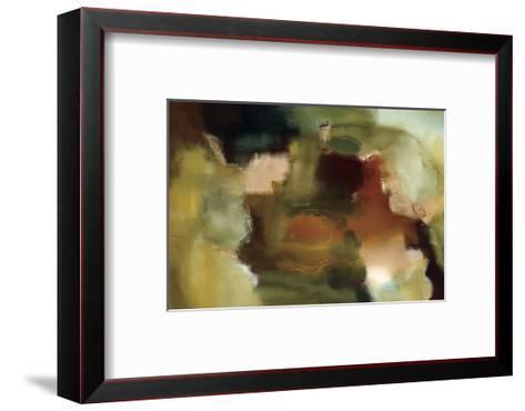 Song for Cello-Nancy Ortenstone-Framed Art Print