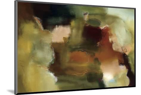 Song for Cello-Nancy Ortenstone-Mounted Art Print