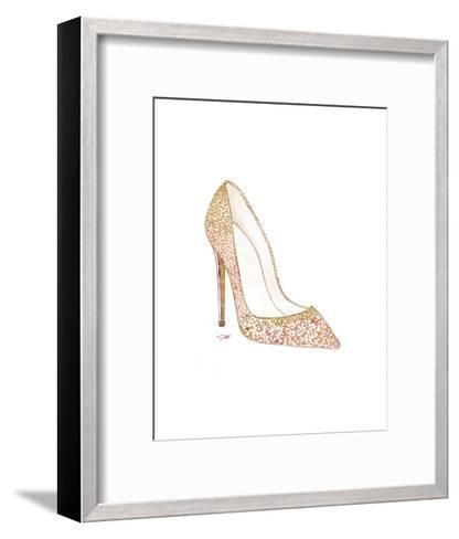 Sparkle In Your Step-Jessica Durrant-Framed Art Print
