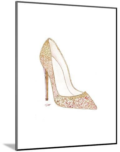 Sparkle In Your Step-Jessica Durrant-Mounted Art Print