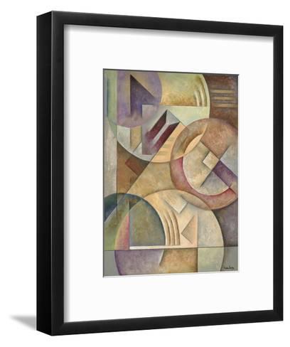 Spheres of Thought II-Marlene Healey-Framed Art Print