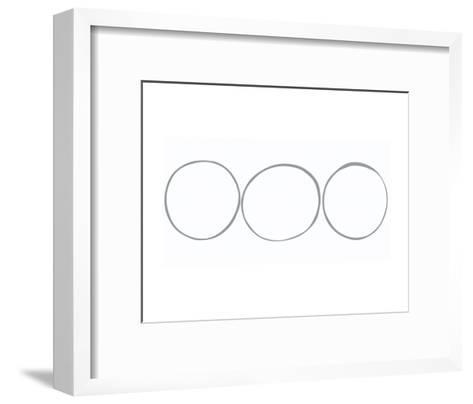 Stone V-Denise Duplock-Framed Art Print