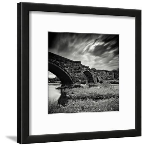 Stony Bridge-Marcin Stawiarz-Framed Art Print