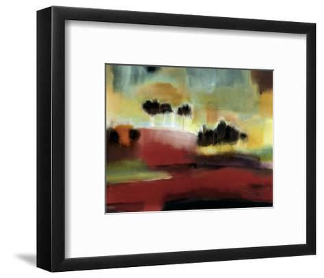 Standing in the Light-Nancy Ortenstone-Framed Art Print