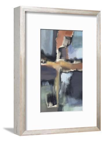 Stillpoint Turning-Nancy Ortenstone-Framed Art Print