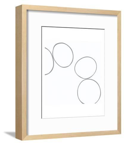 Stone II-Denise Duplock-Framed Art Print