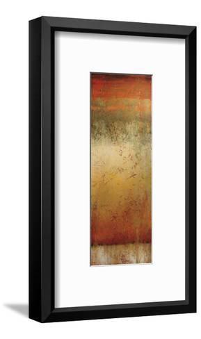 Strata Six-Jeannie Sellmer-Framed Art Print