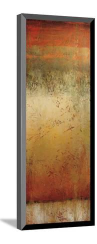 Strata Six-Jeannie Sellmer-Mounted Art Print