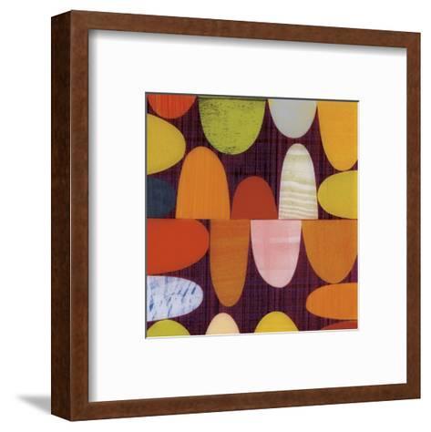 Sugarplum (detail)-Rex Ray-Framed Art Print