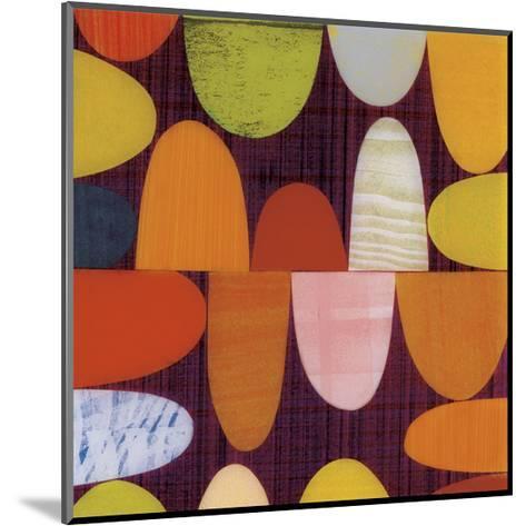 Sugarplum (detail)-Rex Ray-Mounted Art Print
